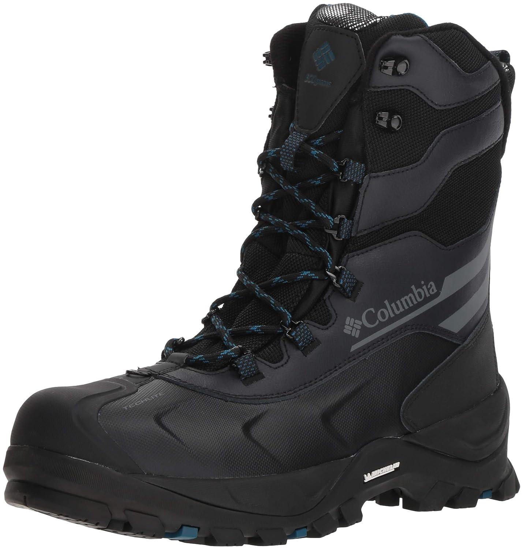 Black, Phoenix bluee Columbia Mens BugabootTM Plus Iv XTM Omni-heatTM Mid Calf Boot