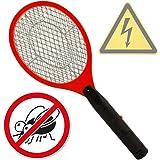 Raquette électrique pour tuer les moustiques