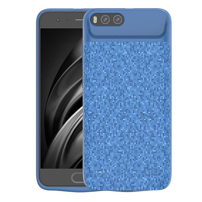 Xiaomi Mi 6 Funda Batería, 5500mAh Recargable Externa ...