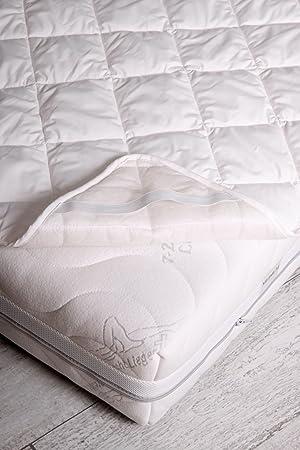 Debajo de la cama/colchón 160 x 220 Serie Moon para colchones/camas de agua: Amazon.es: Hogar