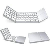 Jelly Comb Rechargeable Bluetooth Wireless Flexible Keyboard