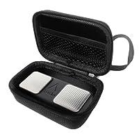 FitSand (TM) AliveCor Kardia Mobile ECG/EKG Monitor Case, Travel Zipper Carry EVA Hard Box