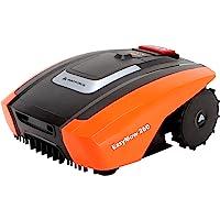 YARD FORCE EasyMow260 - Robot cortacésped para hasta 260 m², manejo y fácil de Usar, inclinación del 30 %, batería de…
