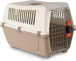 ZEEZ Vision Travel 55 Pet Carrier 54x36x37cm, Mocaccion