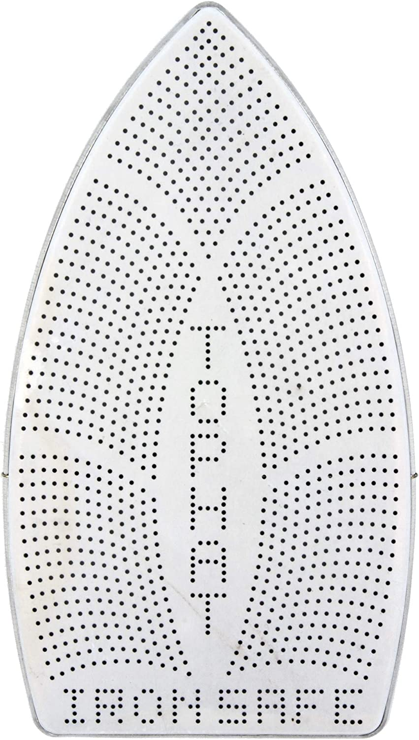 Jacobson Products Iron Safe Top Hat Premium Quality Ironing Shoe & Sole Plate - Prevents Scorching, Sticking & Shine: Arts, Crafts & Sewing