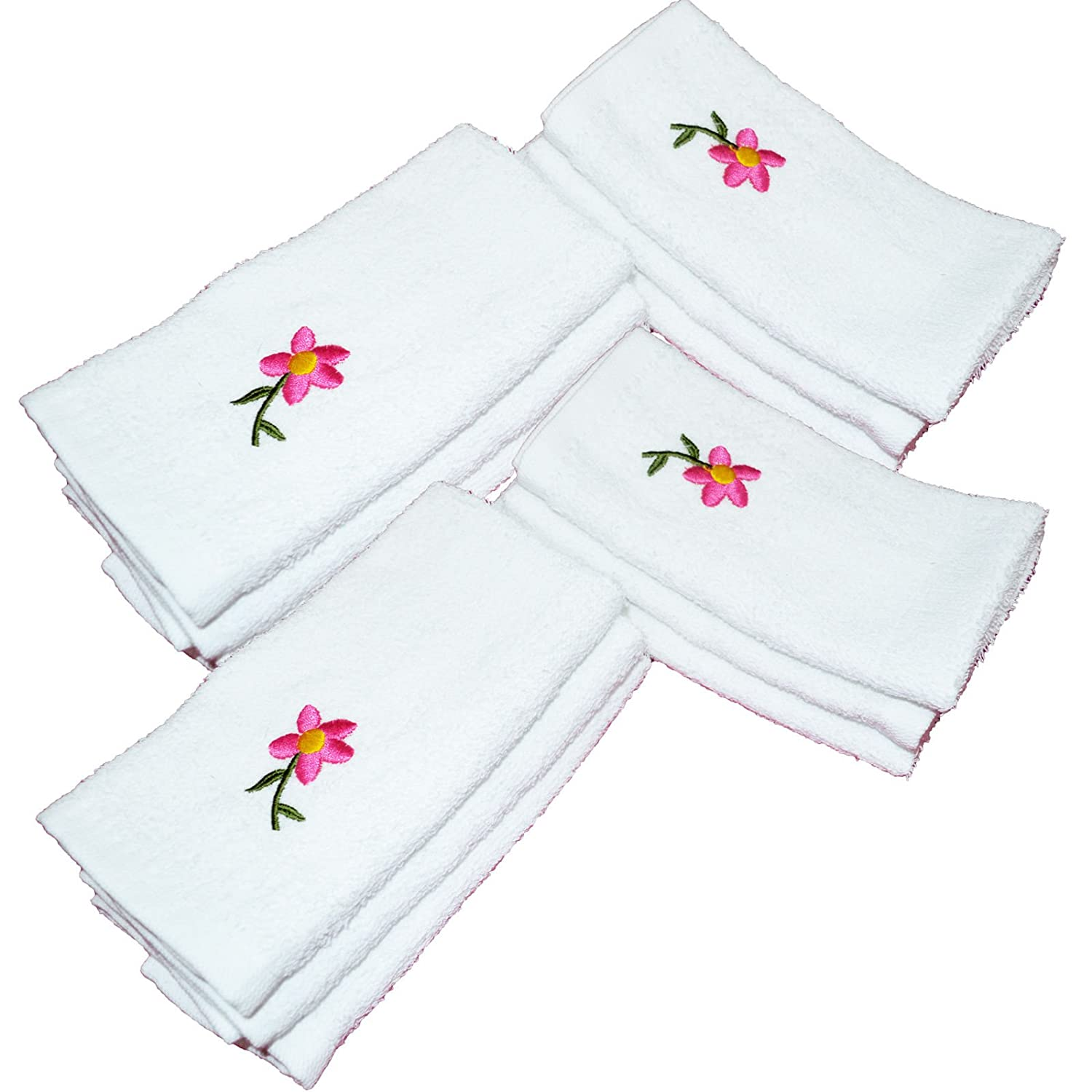 Amazon.com: Bath Towels Clearance Cotton Washcloths Hand Towels 1 ...