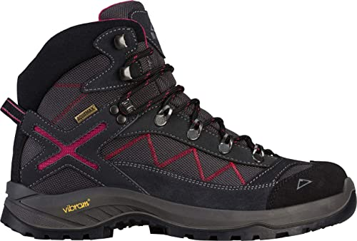 McKinley Women's Magma 2.0 AQX High Rise Hiking Shoes