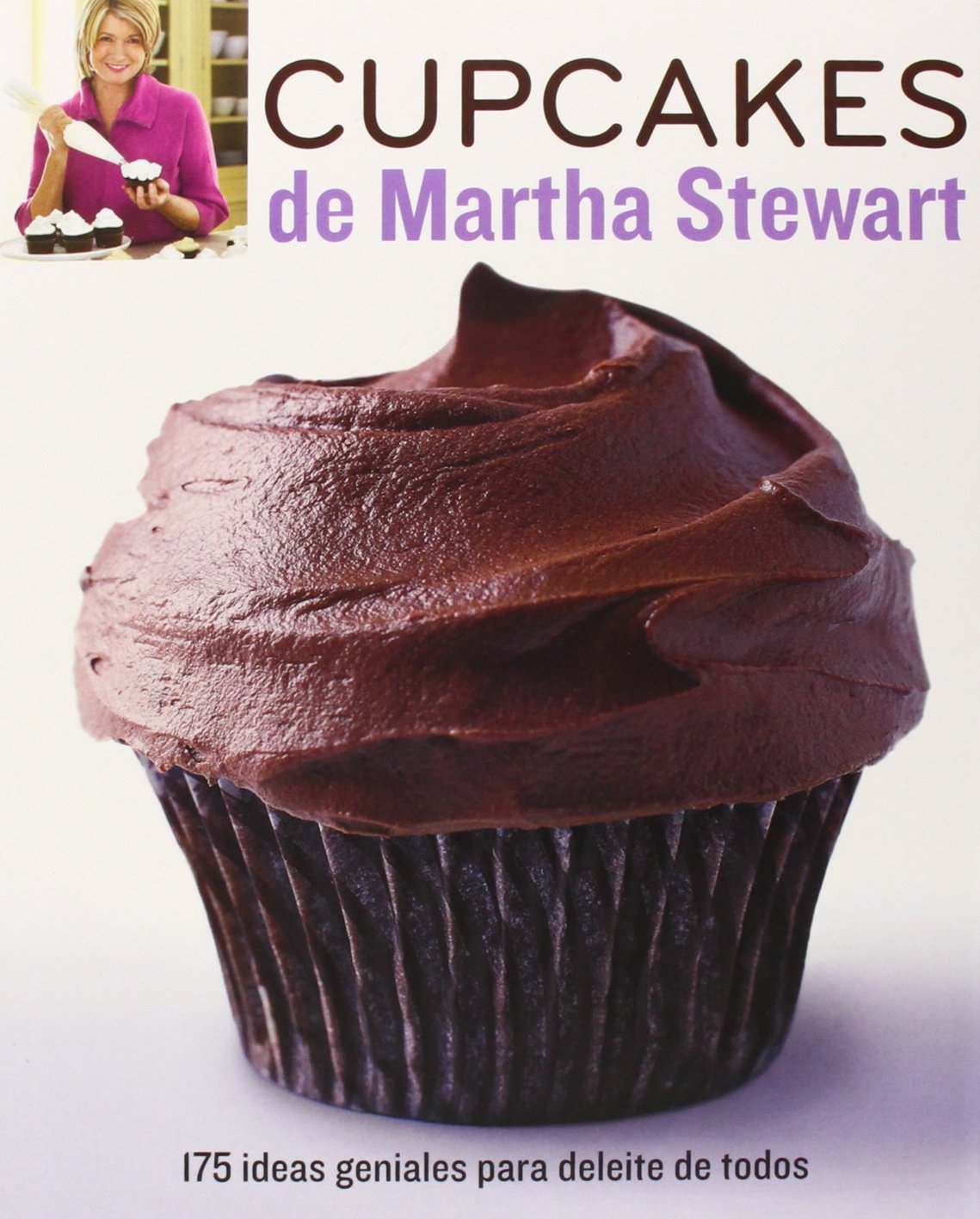Cupcakes de Martha Stewart (Spanish Edition) by Lectorum Publications