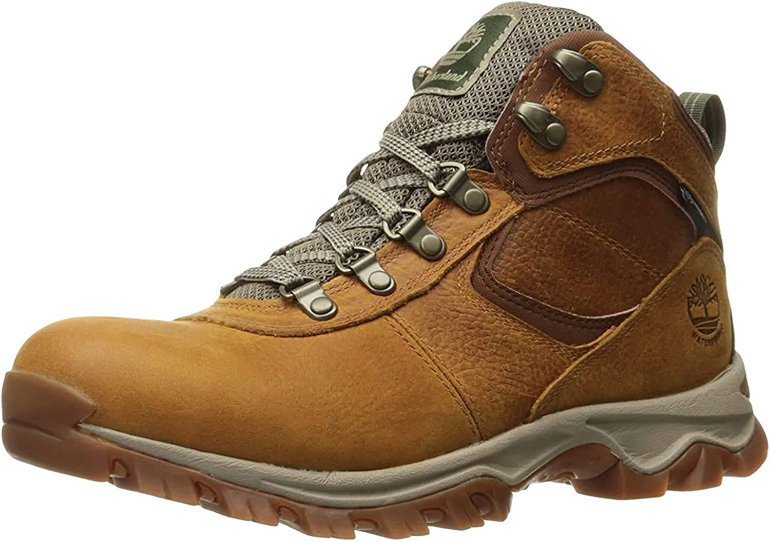 Timberland Mens Mt. Maddsen Mid Leather