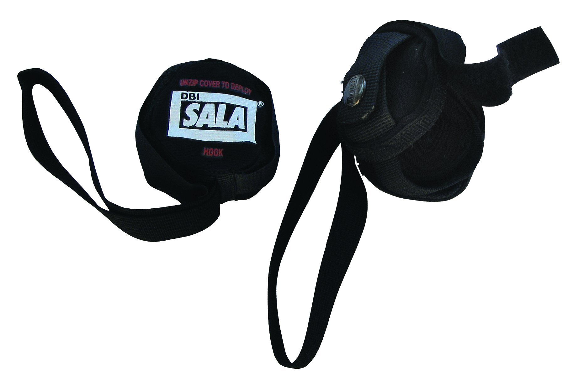 3M DBI-SALA 9505712 Suspension Trauma Safety Straps, One Pair, Fire Resistant, Attaches To Most Harnesses, Black