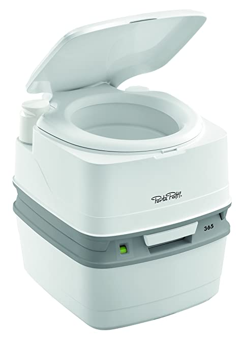 Thetford Porta PottiI QUBE 365 WC Chimico portatile: Amazon.it: Auto ...