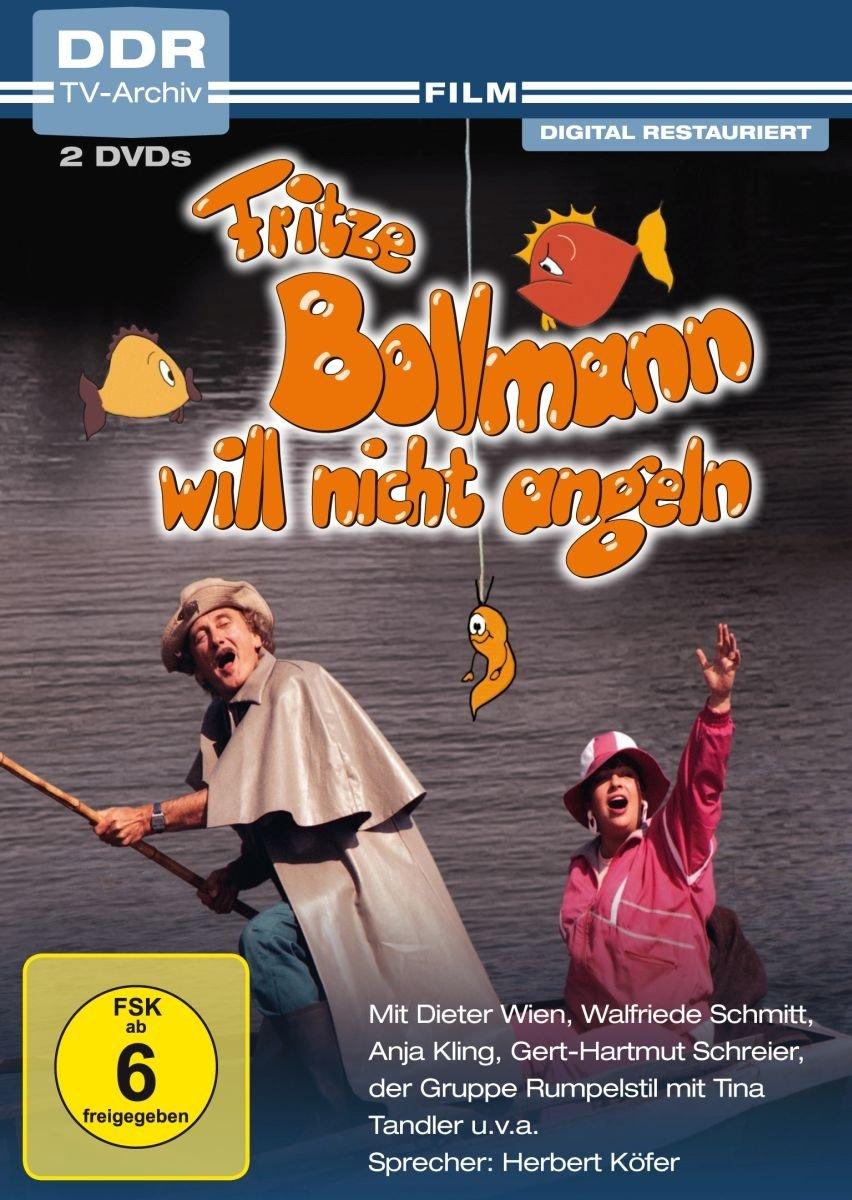 Fritze Bollmann will nicht angeln DDR-TV-Archiv 2 DVDs: Amazon.de ...