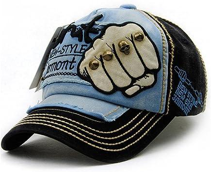 Gorra de beisbol KolyGorra de verano bordada de malla sombreros ...