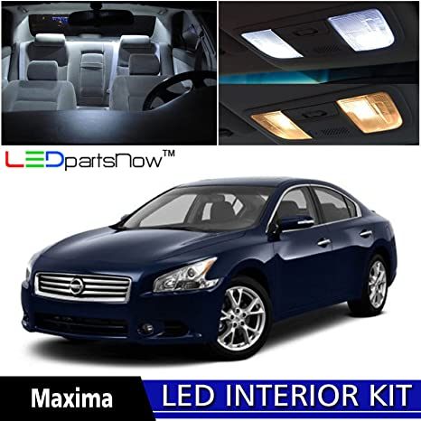 2009 Nissan Maxima Interior Lights