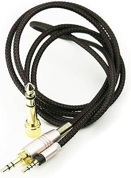 Ersatz Audio Upgrade Kabel Für Sennheiser Hd4 40 Hd Elektronik