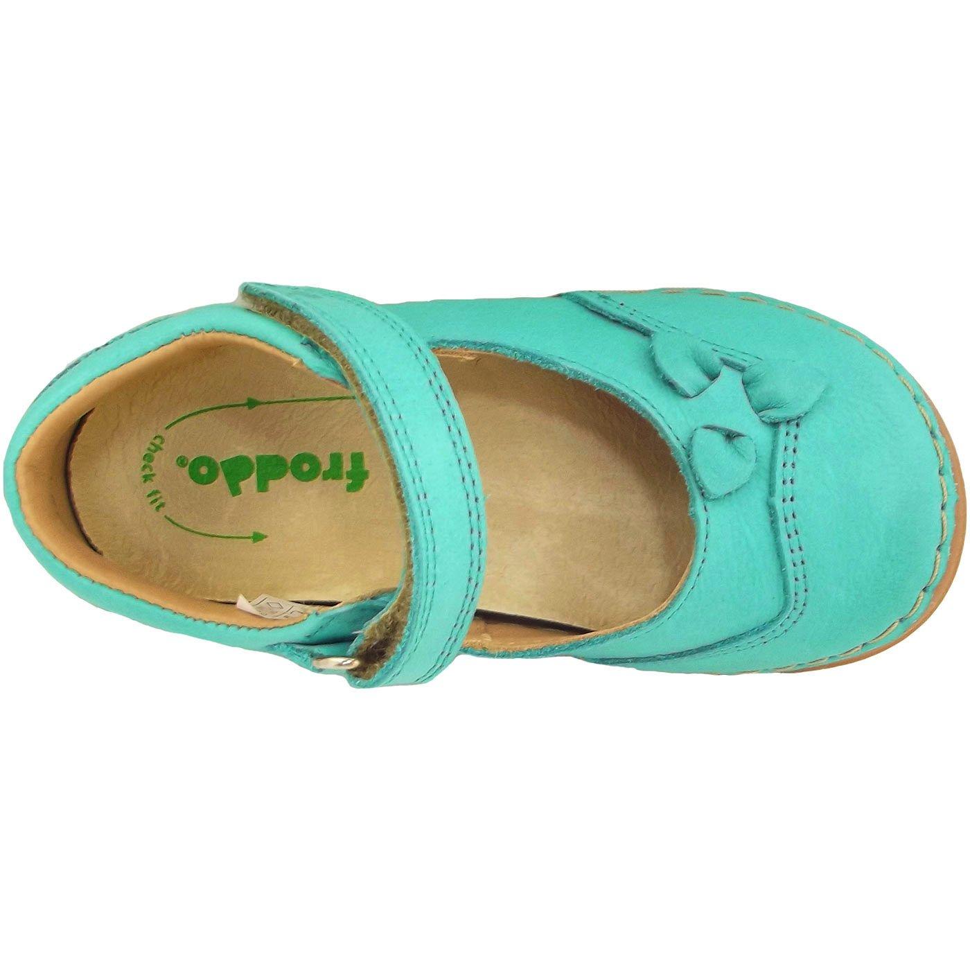 Froddo G2140025, Mary Jane fille, turquoise (light green), 21