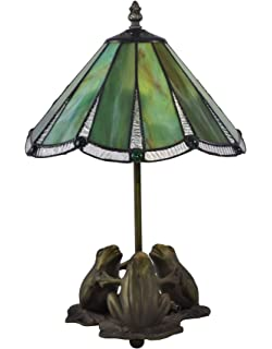 Springdale By Dale Tiffany STT17060 Terrapin Table Lamp