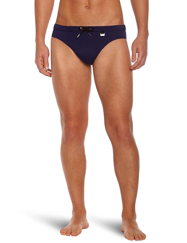 Hom Men's Marine Chic S.mini Swim Trunks