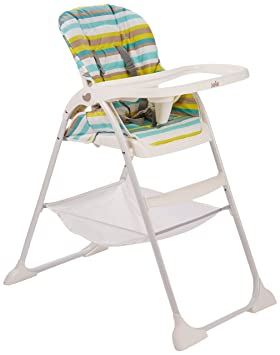 JOIE - Chaise haute Mimzy Snacker rayures: Amazon.fr: Bébés ... Chaise Haute Joie on