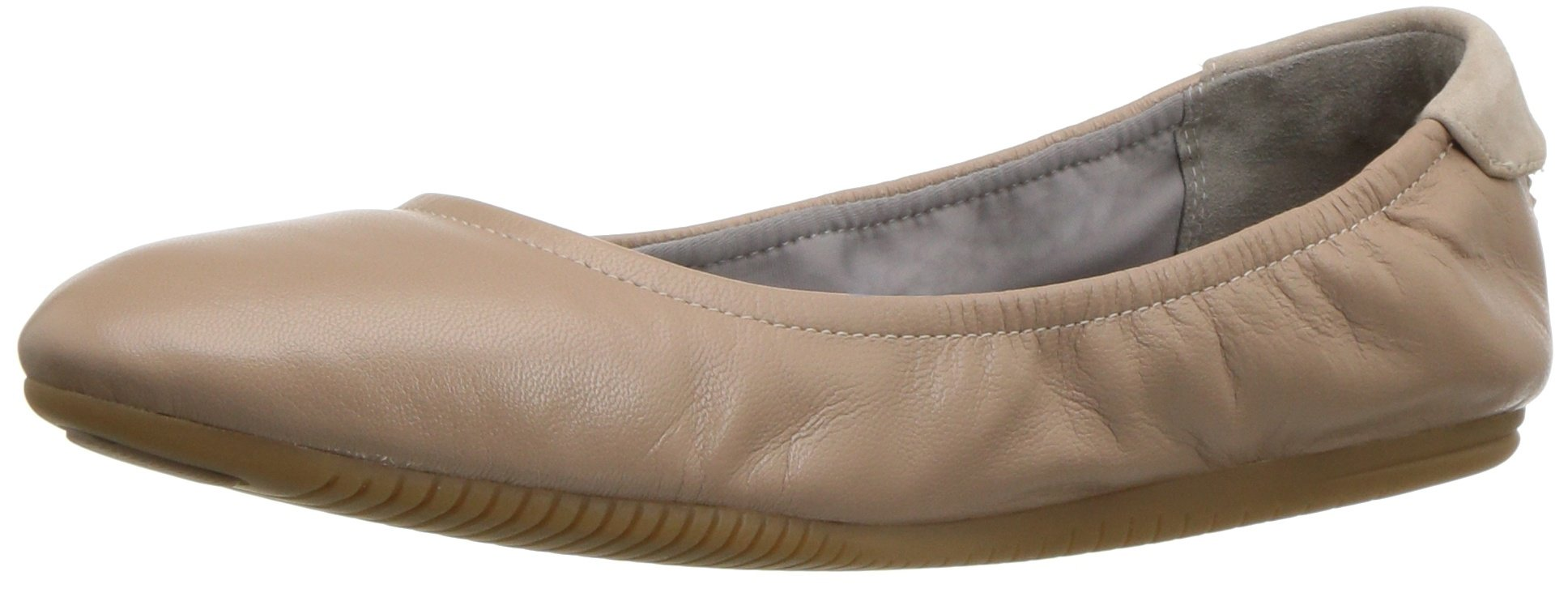 Cole Haan Studiogrand Convertible Ballet Flat,Maple Sugar Leather/Gum,6.5 B US by Cole Haan