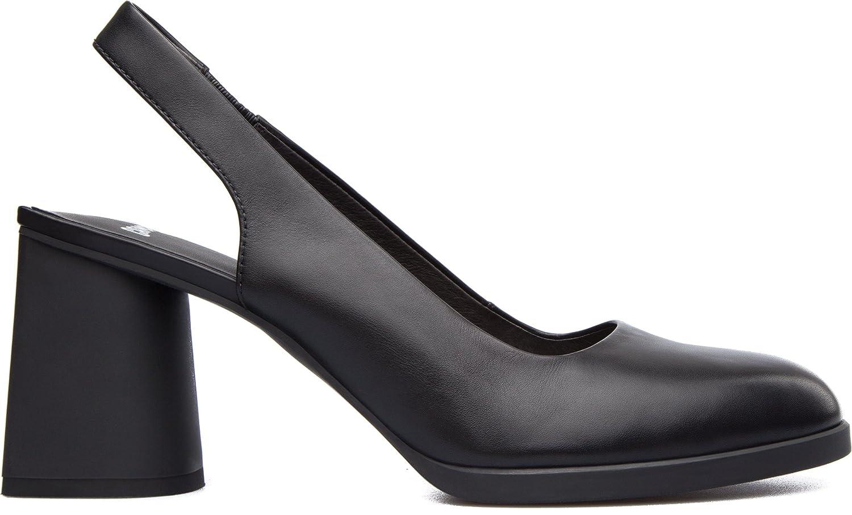 Zapato Camper K200107-003 Lea Negro 37 Negro Comprar barato asequible Increíble precio en línea Descuento Mejor Sitios web de descuento tlUL9Fu