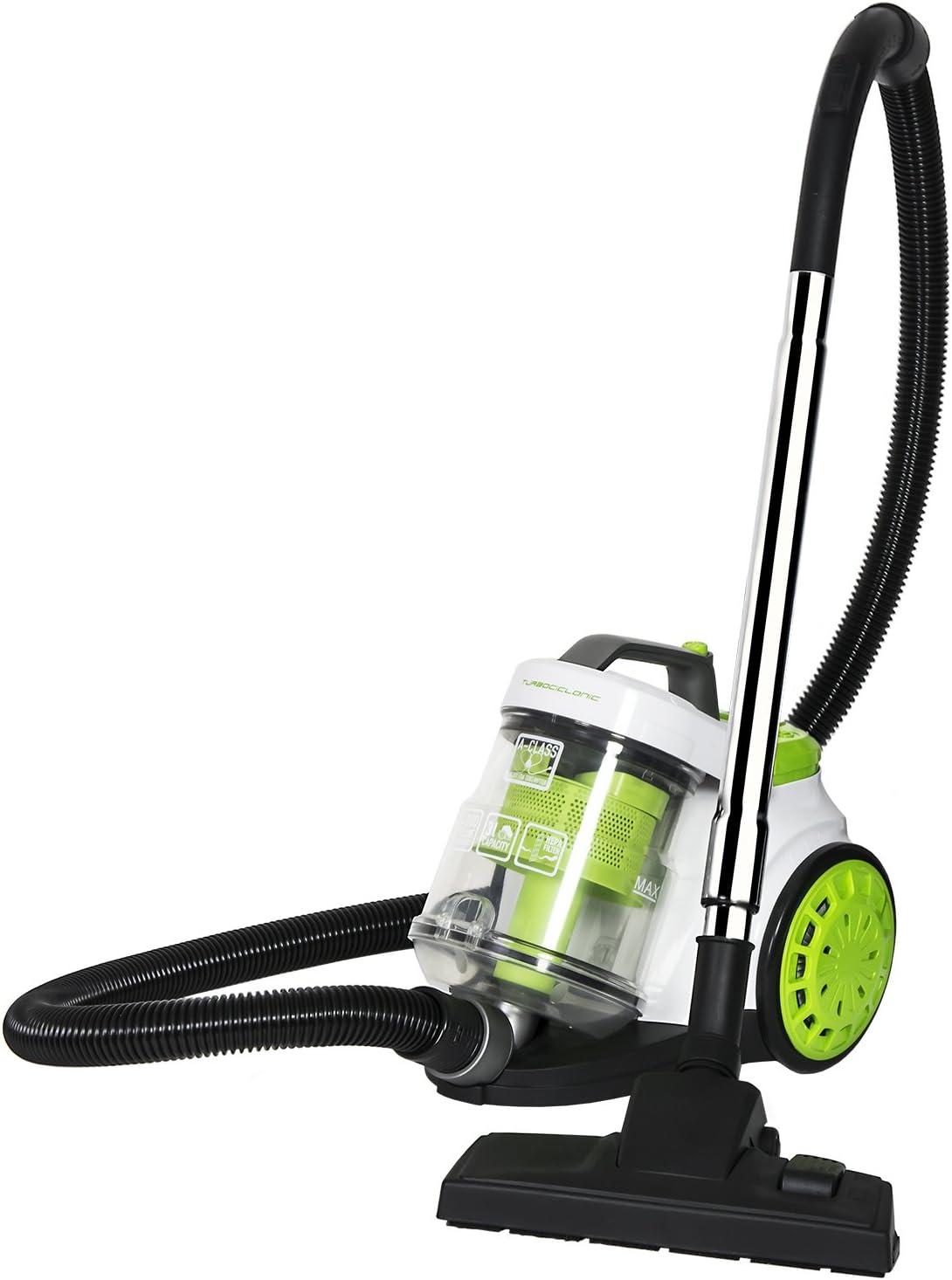 Cecotec Conga Aspirador Turbociclónico 800W: Amazon.es: Hogar