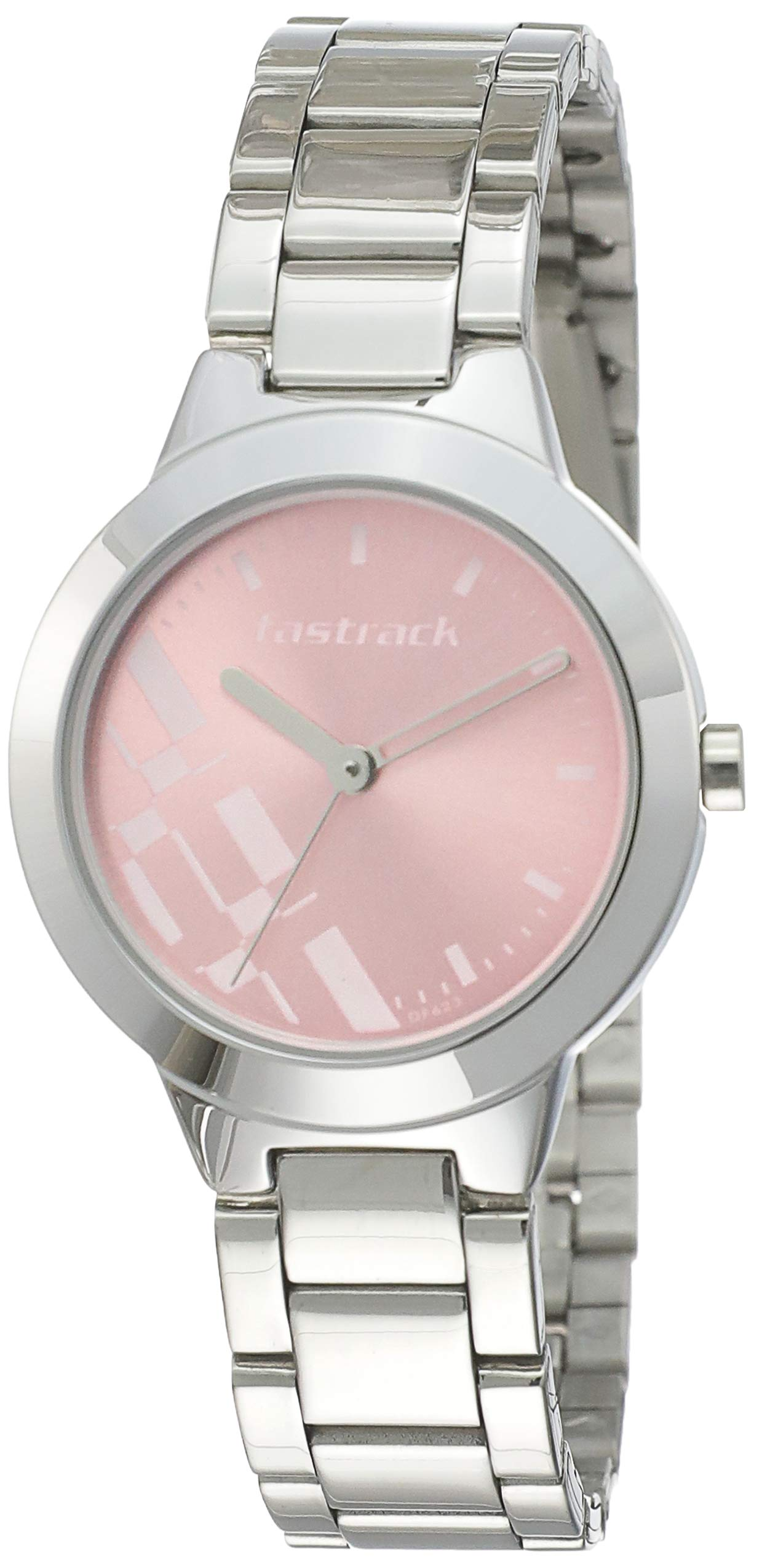 Fastrack Analog Dial Women's Watch (Pink, 6150SM04)-NK6150SM04 product image