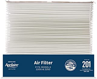 product image for Aprilaire - 201 A1 201 Replacement Filter for Whole House Air Purifier Models: 2200, 2250, Space Gard 2200, MERV 10 (Pack of 1)
