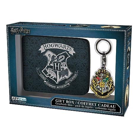 ABYstyle Harry Potter Cartera con Llavero Hogwarts ...