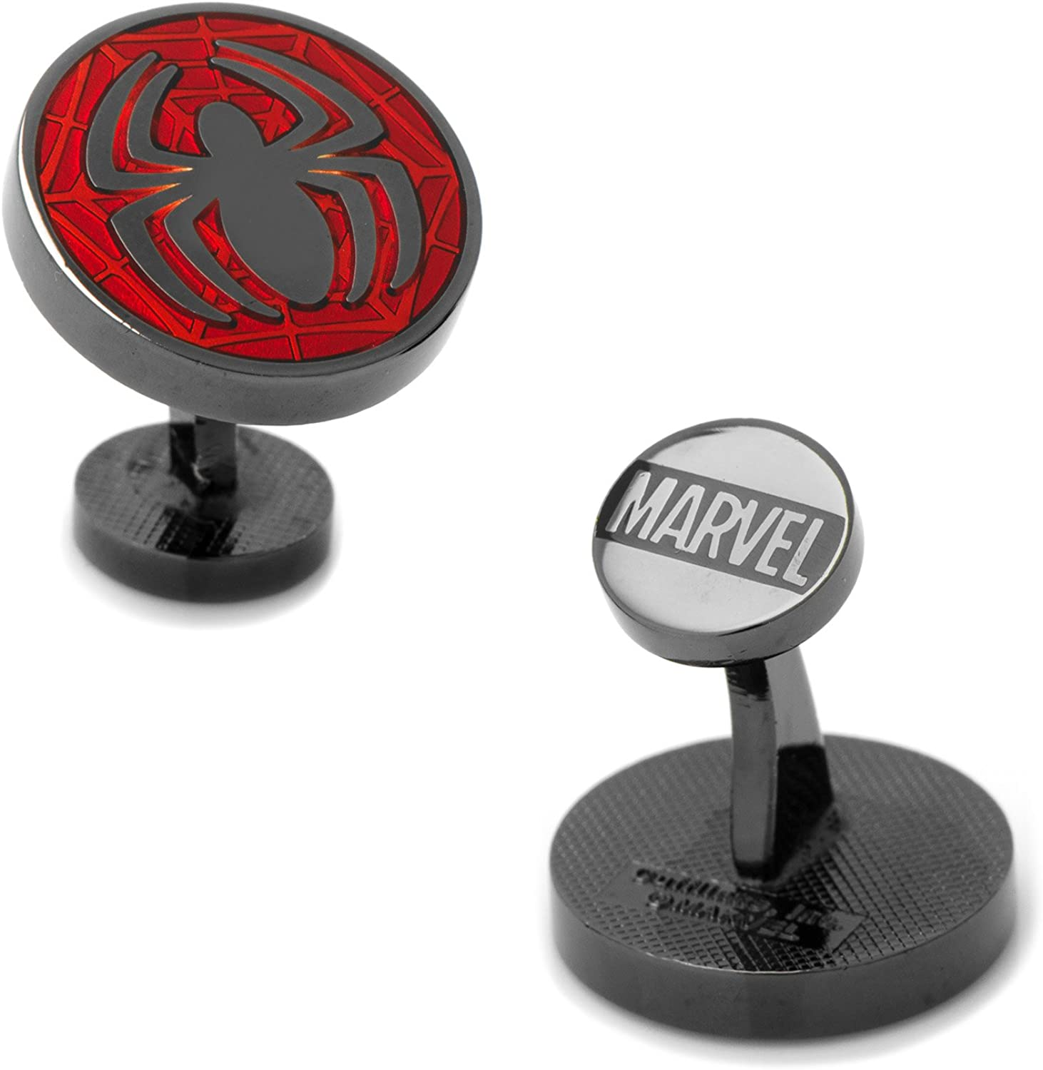 Marvel Spider-Man Spider Cufflinks, Officially Licensed