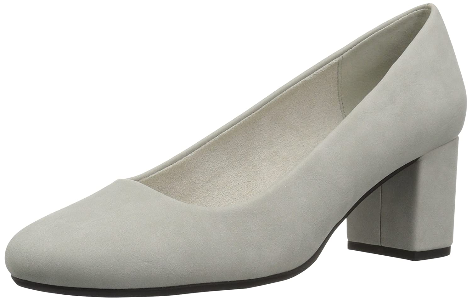 Easy Street Women's Proper Pump B077ZGYD1P 6.5 B(M) US|Light Grey