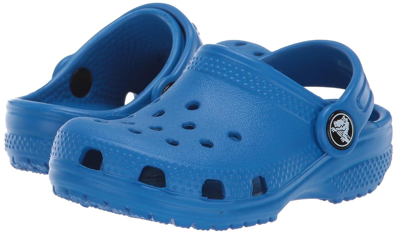 7 M US Toddler Crocs Kids Classic Clog Bright Cobalt