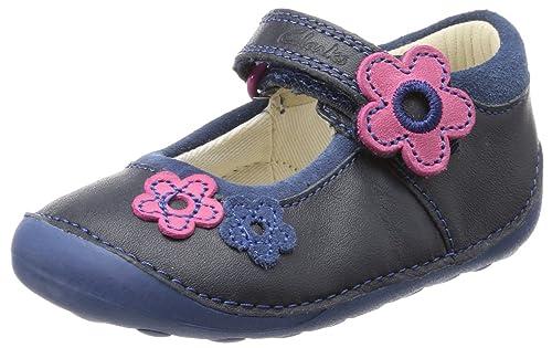 De Candy Cuero Zapatos Para Clarks Little Bebé Gatear OXwPn08k
