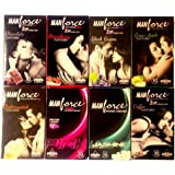 Manforce honeymoon pack of premium condoms(8 pack of 10's) WITH FREE DR MOREPEN'S QUICKCHEK PREGNANCY TEST STRIP of Rs 60