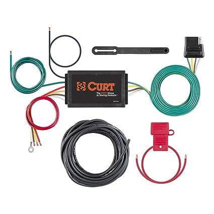2 Wire Trailer Light Plug: Amazon.com: CURT 59190 Powered 3-to-2-Wire Splice-in Tail Light rh:amazon.com,Design