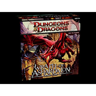 Dungeons and Dragons: Wrath of Ashardalon: Lee, Peter: Toys & Games