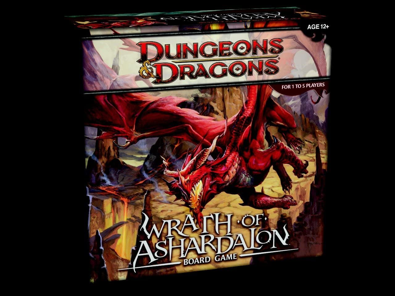 Dungeons & Dragons D&D Tablero: Wrath of ASHARDALON Juego en ingl ...
