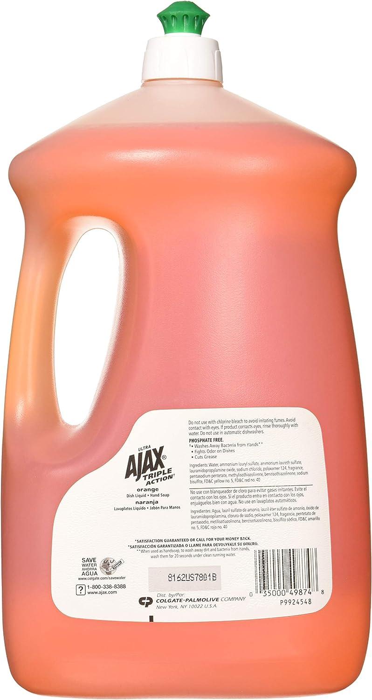 Amazon.com: Ajax líquido de lavado: Home & Kitchen