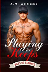 Playing for Keeps (Boys of Summer) Paperback