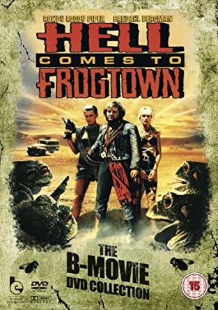 Hell Comes to Frogtown [DVD] [Reino Unido]: Amazon.es: Roddy ...