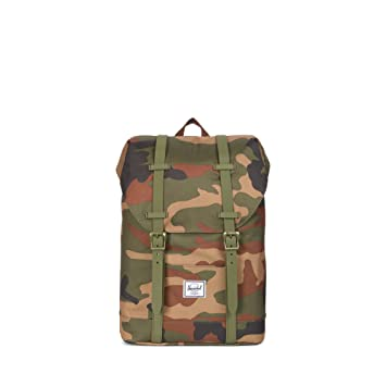 Image Unavailable. Image not available for. Color  Herschel Kids  Retreat  Youth Backpack W CAMO One Size 62f778868b
