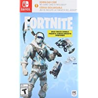 Fortnite - Pacote Congelamento Profundo - Nintendo Switch