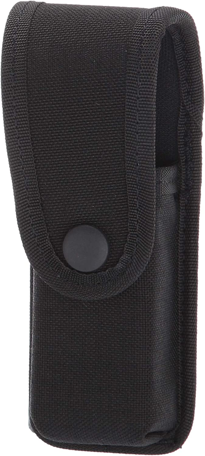 Blackhawk Traditional Black Cordura Single Mag Case - Double Row