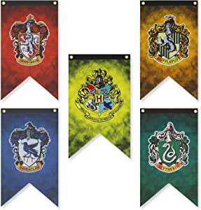 Harry Potter House Wall Banners - 30