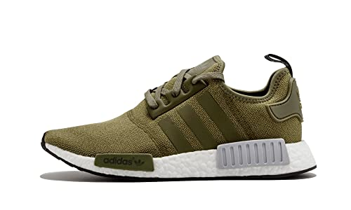newest d0da2 2636c adidas NMD R1 Olive BB2790 Mens sz 9.5 Us