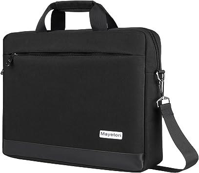 Laptop Briefcase,15.6 Inch Laptop Bag,Business Office Shoulder Bag for Men Women
