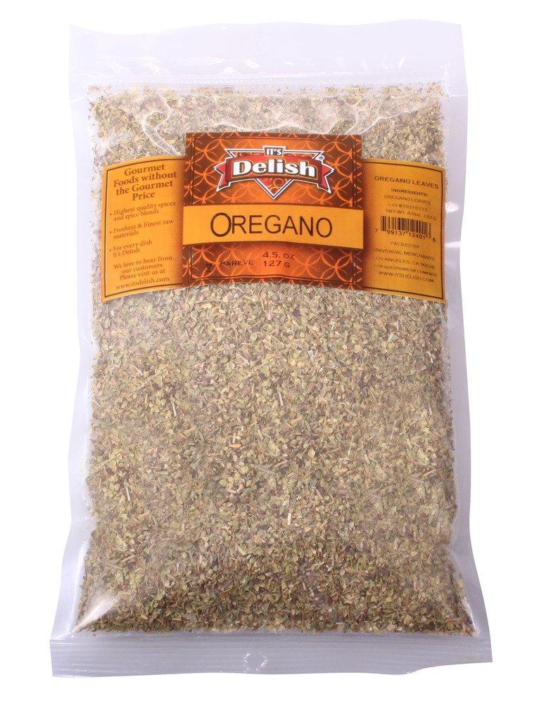 Oregano Leaves by Its Delish, 1 lb