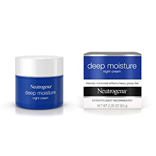 Neutrogena Deep Moisture Night Cream , 2.25 Ounce