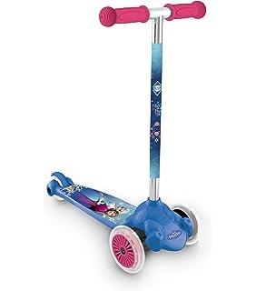 Smoby 7600750213 - Patinete Twist Disney Frozen: Amazon.es ...