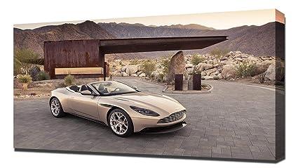 Amazon Com Lilarama Usa 2019 Aston Martin Db11 Volante V3 Canvas